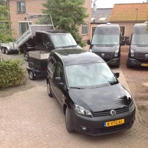 Wagenpark Theijssen & de Jong