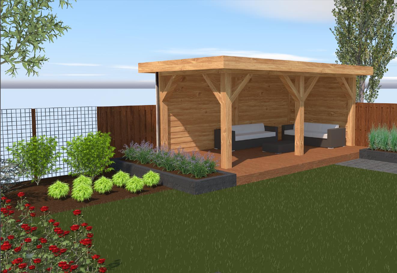 Tuin Ontwerpen Gratis : Gratis tuin ontwerpen latest maken met d software handig